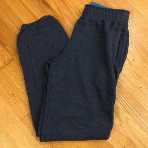 Boys CAT & JACK Blue Sweatpants Sz L 12/14